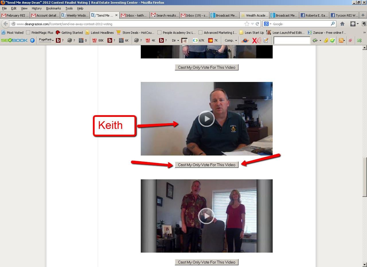 Keith Vote