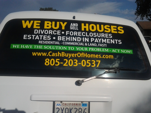 WE BUY & SELL HOUSES FOR CASH